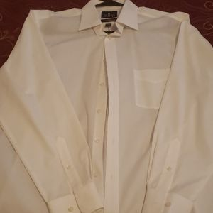 Men's Stafford Collared Buttoned Down Shirt